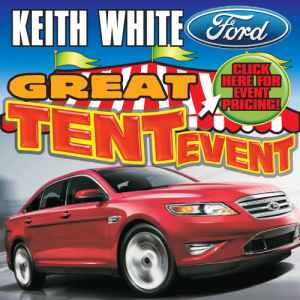giant tent sale at keith white ford in mccomb ms keith white ford lincoln in mccomb ms 39648. Black Bedroom Furniture Sets. Home Design Ideas